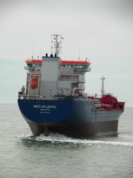 25000 DWT Chemical Tanker